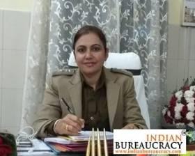 Harpreet Kaur IPS Bihar