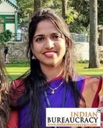 Ishwarya R IAS 2020