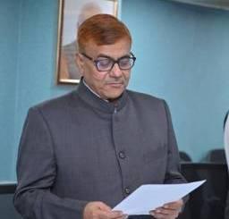 Pravas Kumar Singh Member- CERC