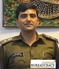 Sanjay Kumar Sain IPS Delhi