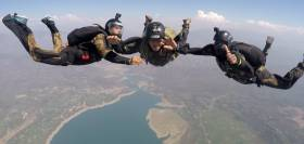 Combat Free Fall Training