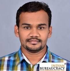 Khandekar Shrikant KundalikIAS 2020