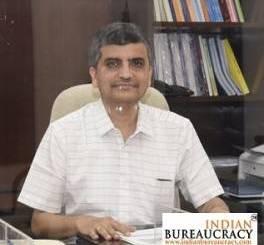 Ajay Seth IAS DEA