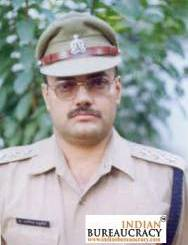 Arvind Chaturvedi IPS UP