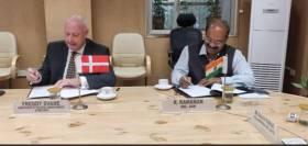 India-Denmark join hands