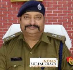 Sunil Kumar Singh IPS UP