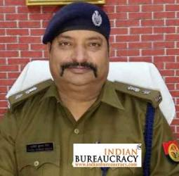 Sunil Kumar Singh IPS UP