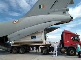 Indian Air Force & Navy step up