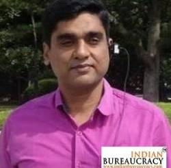 Kumar Purushottam IAS MP