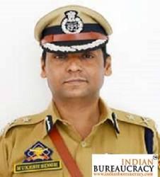 Mukesh Singh IPS J&k
