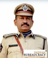 P Venkatramani Reddy IPS AP