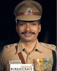 R Thirunavukkarasu IPS TN