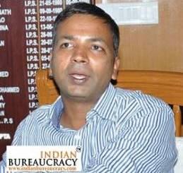 Raman Gupta IPS Karnataka