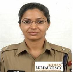 Sudha Singh IPS Odisha