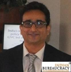 Vijay B Waghmare IAS MH