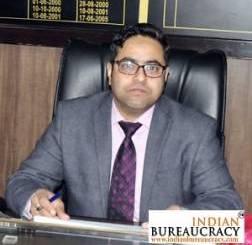 Vishesh Sarangal IAS Punjab