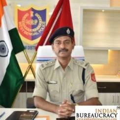 Biswajit Ghosh IPS West Bengal