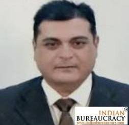 Harendra Nath Dubey IAS Bihar