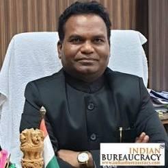 Padum Singh Alma IAS CG