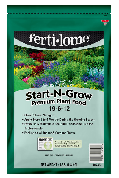 Fertilome Start and Grow 4lbs