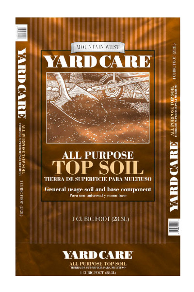 Mountain West All Purpose Top Soil