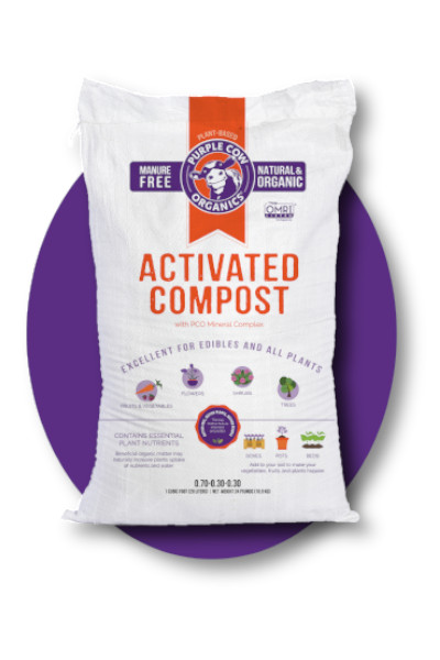 Purple Cow Activated Compost