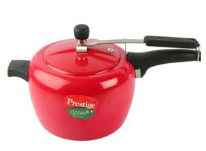 Prestige Apple Inner Lid Red Cooker