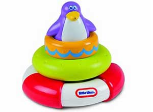 Little Tikes Squirt and Stack Play Penguine