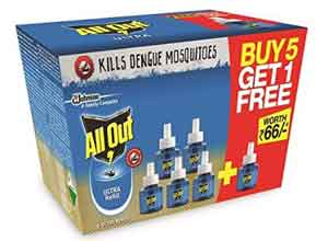 All Out Ultra Refill Saver