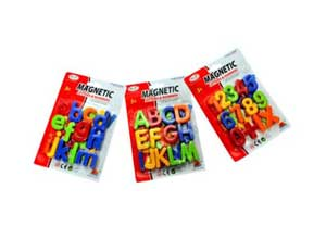 Sunshine Magnetic Learning Alphabets and Numbers