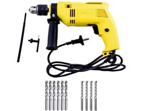 Buildskill Impact 13mm Reversible Drill At Rs.1269