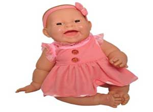 Sunshine 12 Inches Realistic Angel Baby Doll Girl