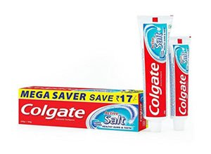 Colgate Active Salt Toothpaste Saver Pack