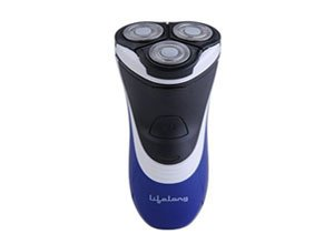 Lifelong Electric Shaver SmoothShave2 - Blue