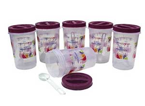 Princeware Twister Package Container Set