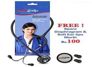 Healthgenie Doctors Dual Al Stethoscope