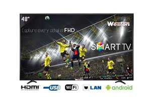Weston WEL-5100 122 cm 48 Smart Full HD FHD LED Television At Rs.31990
