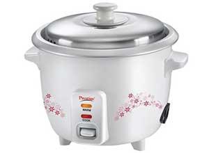 Prestige Delight PRWO 1.0 1-Litre Electric Rice Cooker At Rs.999