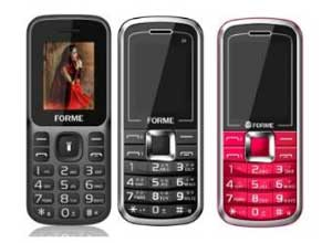 Forme Mobile Phone