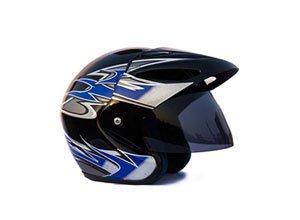 Autofy O2 Full Close Helmet