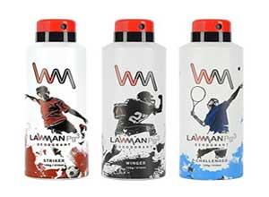 Lawman PG3 Deodorant