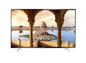 TCL 139.7 cm 55 inches L55P1US 4K Ultra HD Smart LED TV