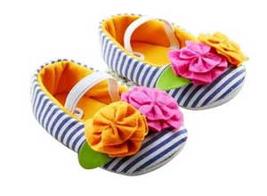 Baby Bucket Pre-Walker Sandal Shoes
