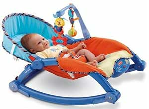 Toddler Portable Rocker