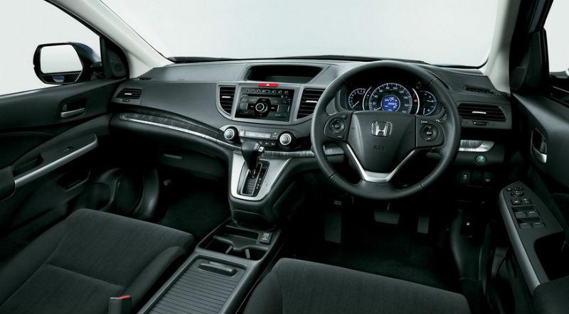 Big bang the new cr v wagenclub for Honda cr v 2013 interior