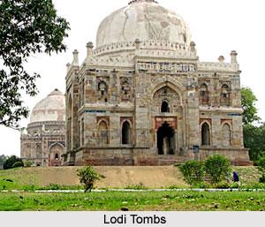 Lodi Tombs Monuments Of Delhi Delhi
