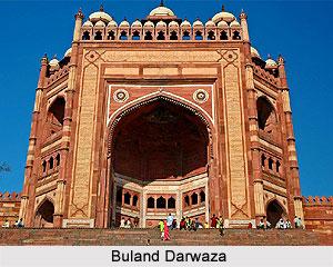 Buland darwaza, Islamic Architecture