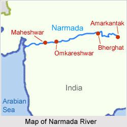 Narmada River Indian River