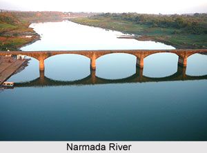 Narmada River Indian River
