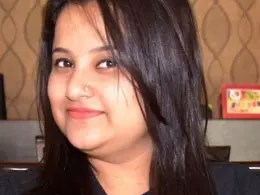 Monika Singh (Indian Food Blogger)